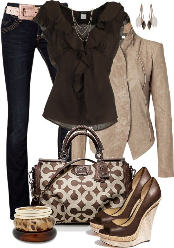 """Miss Sixty Blouse 2"" by averbeek on Polyvore"