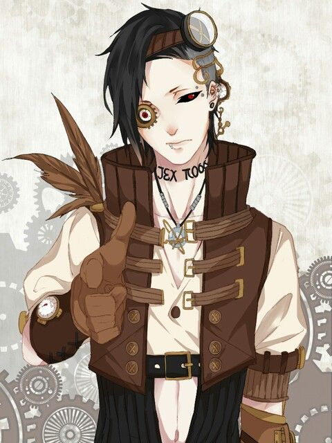 steam punk anime steampunk - photo #22