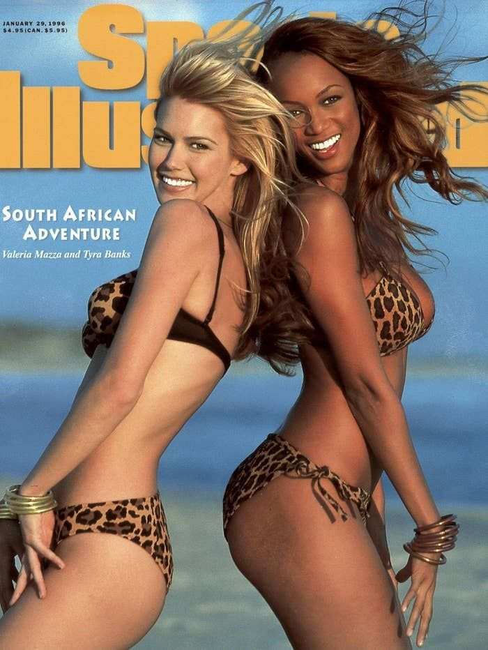 Tyra Banks Is Back On The Sports Illustrated Swimsuit Cover 22 Years Later In 2020 Sports Illustrated Swimsuit Covers Si Swimsuit Edition Sports Illustrated Swimsuit Issue