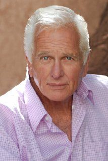 Ron Ely today. ( Tarzen)  Still as handsome as ever.