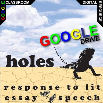 best teaching holes by louis sachar images louis holes essay prompts and speech w rubrics created for digital louis sacharessay