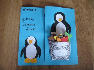 Raaany Julek !: Ptaki co noszą fraki - książka na kolanka :D