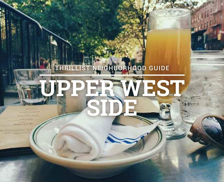 The Upper West Side's 9 Essential Bars