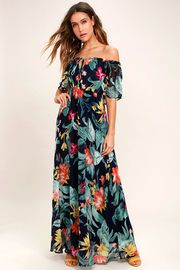 Maxi dress meaning unconditional love