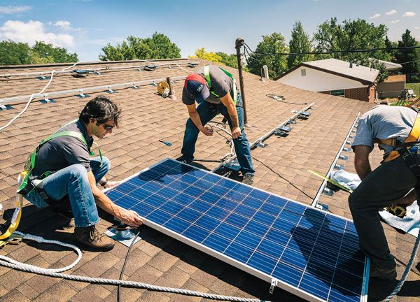 Installing Your Own Solar Panels? First, Check This