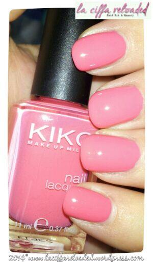 Kiko Nail Lacquer Col. 360