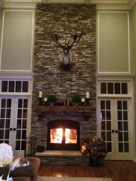Hearthroom 36 Zero Clearance Wood Fireplace Gallery in 2020 | Zero clearance fireplace, Cheap ...