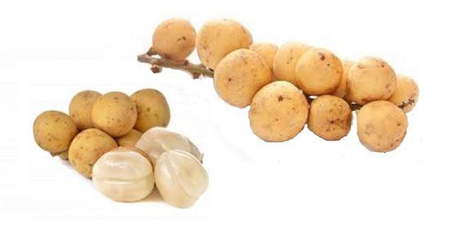 Recipes: Fruit of Thailand - 11. - Longkong ( Laawng gaawng )