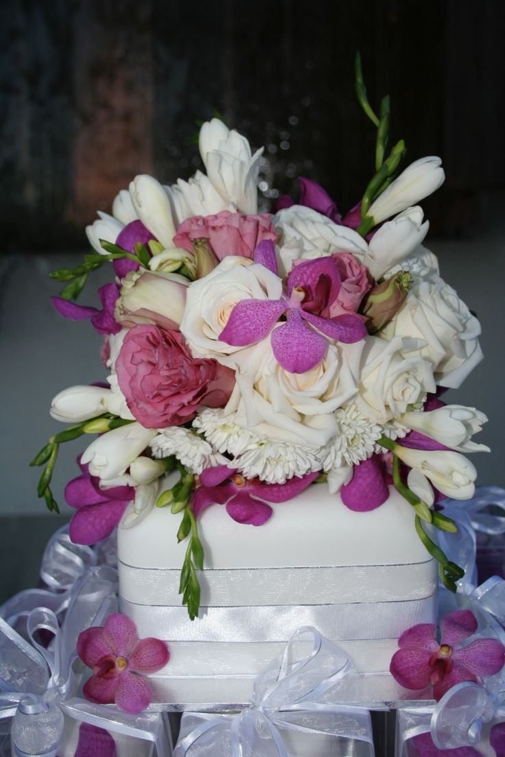 40 best wedding cake collection sweet lily cakesno longer chocolate mud cake with fresh tropical flowers dhlflorist Choice Image