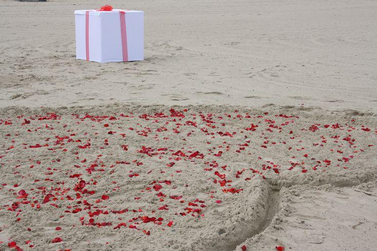 Zaręczyny. Romantyczne zaręczyny. Organizacja zaręczyn.