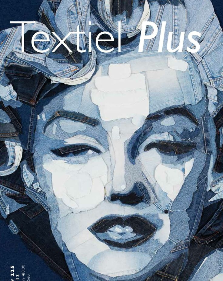 Ian Berry's work on front of Textiel magazine