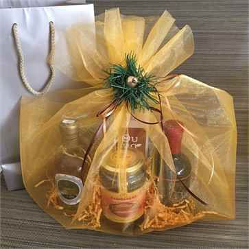 Cretan products Christmas gift
