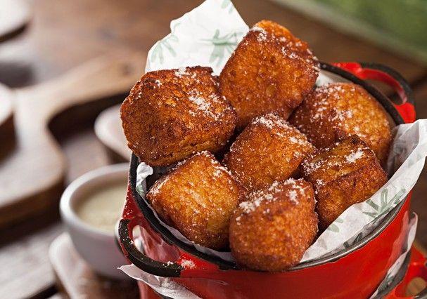 French Toast bites  (Foto: Divulgação / Café Carandaí)