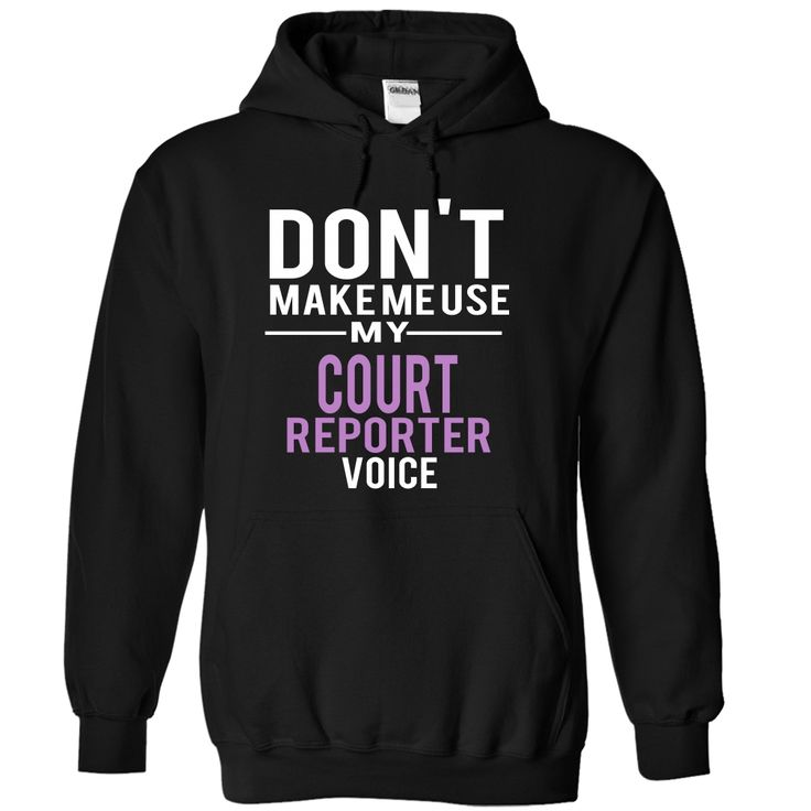 COURT REPORTER - ⊱ voiceThis shirt is a MUST HAVE. Choose your color, style and Buy it now! COURT REPORTER