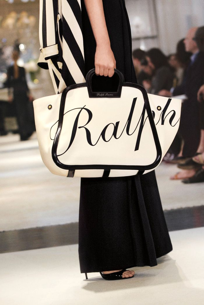 Explore elegant accessories from Ralph Lauren Resort 2014