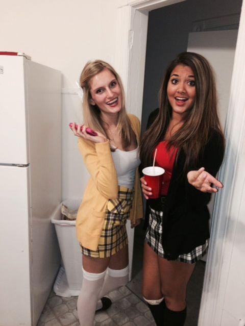 Best Friend Halloween Costumes 2015 - Group Halloween Costumes