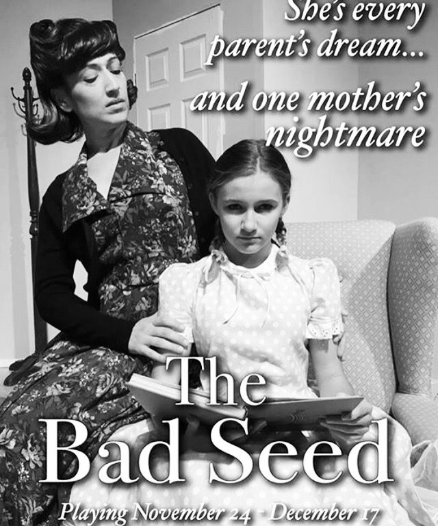 The Bad Seed as Rhoda Penmark