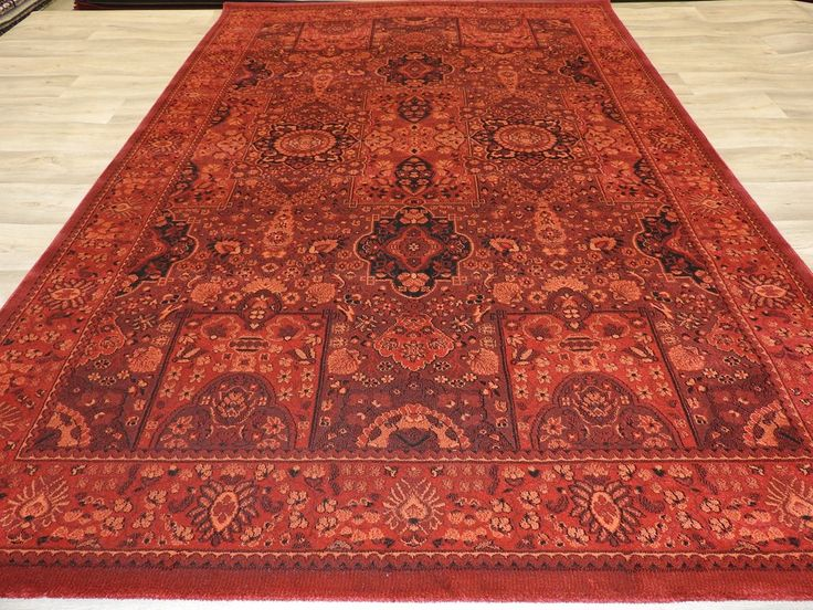 "Stunning Traditional ""Afghan Design"" Turkish Rug Size: 200 x 290cm"