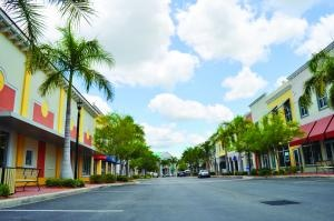 We love the mix we have on Main Street in Lakewood Ranch, Florida!