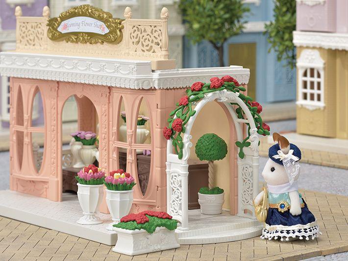 Sylvanian Families Japan 2018 Miniatures Pour Maison De Poupee Japon Maison De Poupee