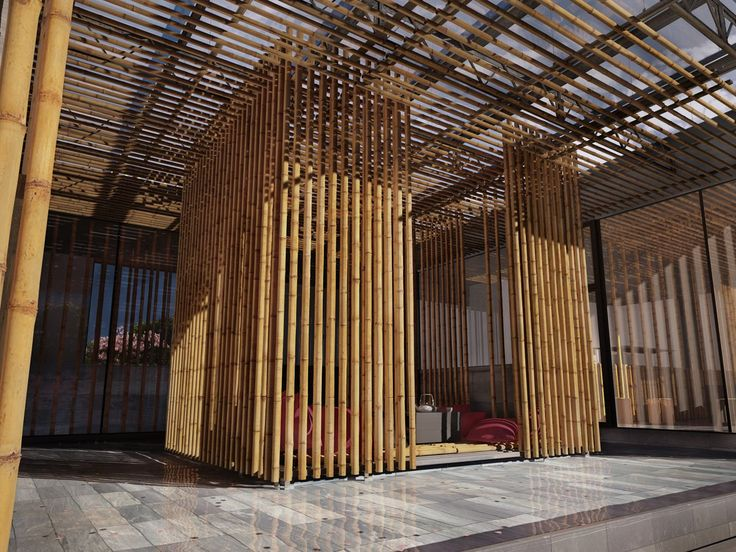 bamboo as a building material Wwwstudymafiaorg a seminar report on bamboo as a building material submitted in partial fulfillment of the requirement for the award of degree.