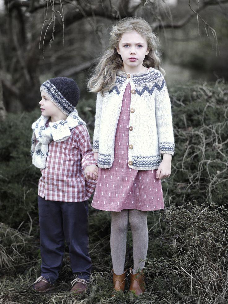 Pierrot la Lune. GOTS-certificeret økologisk børnetøj. Gavekort på 500 kr.