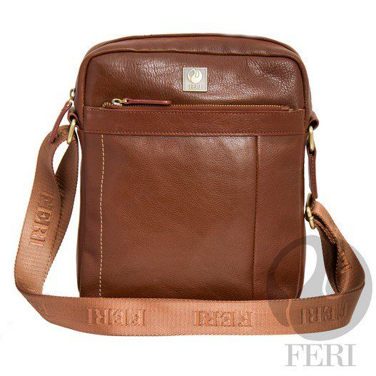 """Genuine Leather Orson Murse with Tablet padding and smart phone pocket -10.62"""" x 10.23"""" x 3"""" http://bit.ly/22Ueodt  C$816"""