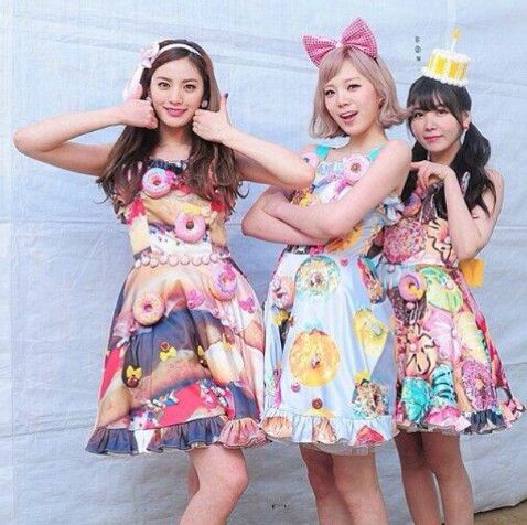Orange Caramel - Catallena (Nana, Lizzy, Raina)
