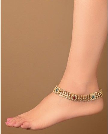 Payal (Anklet) indian-dresses-jewelry-accessories