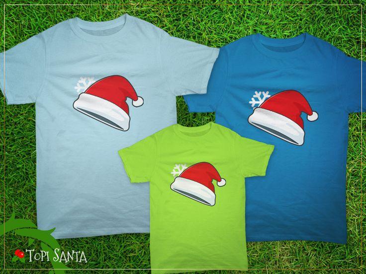 'Topi Santa' - Kaos Natal bergambar topi #Sinterklas (Santa Claus). Size lengkap, mulai dari #KaosAnak sampai kaos dewasa. Bisa kompakan bareng sahabat dan keluarga saat perayaan #Natal di #gereja. All items ready stock di www.teesalonika.com --- CP : BBM (32605316) / WA (08811575513) ----- #KaosKristen #KaosRohani #Kaos #JadilahTerang #Natal #KaosCouple #KaosFamily