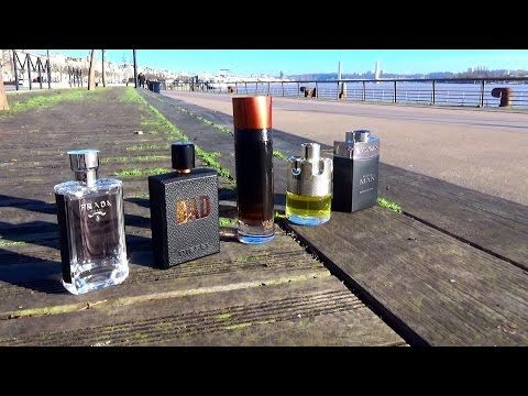 Top 5 Best Masculine Italian Perfumes Spring 2017 from Bordeaux - YouTube