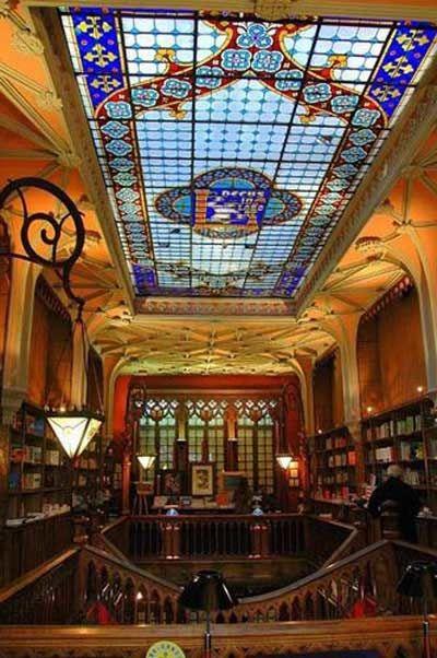 Livraria Lello  Porto, Portugal