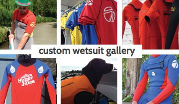 seventhwave custom fit wetsuits