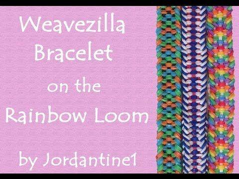 Best 25 crazy loom ideas on pinterest crazy loom bracelets new weavezilla bracelet rainbow loom crazy loom fun loom bandaloom fandeluxe Images