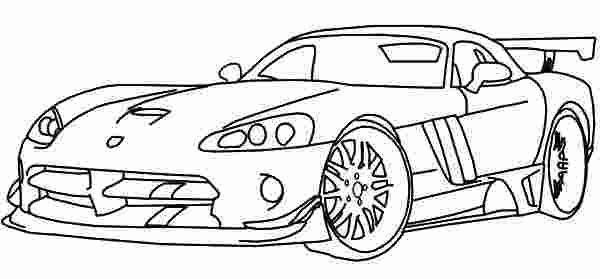 Dodge Viper Coloring Pages Dodge Car Ram Srt 10 Coloring Pages