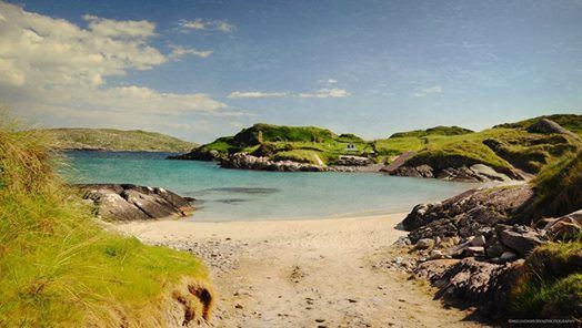 Derrynane beach, Kerry