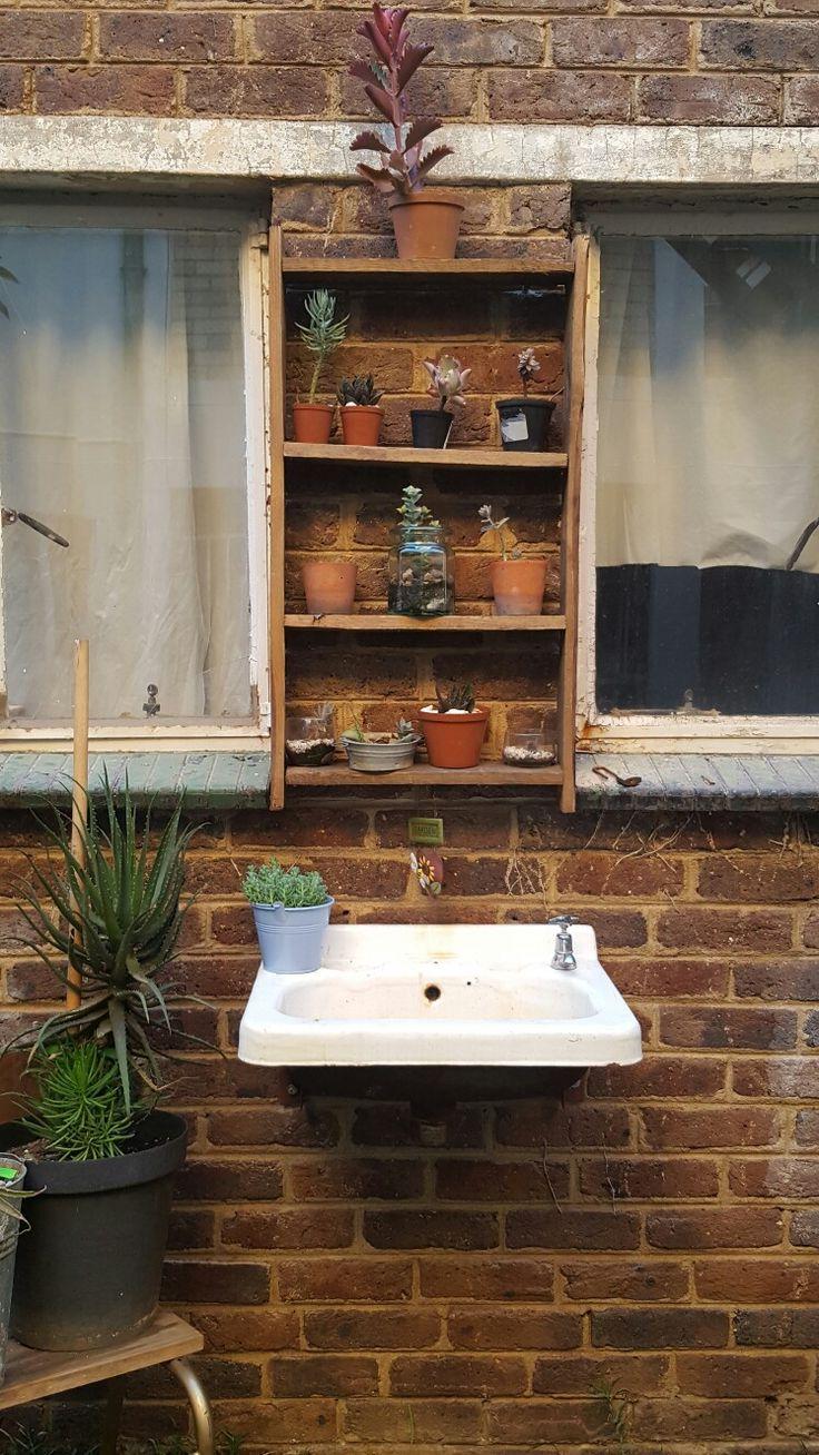 Garden fixture......