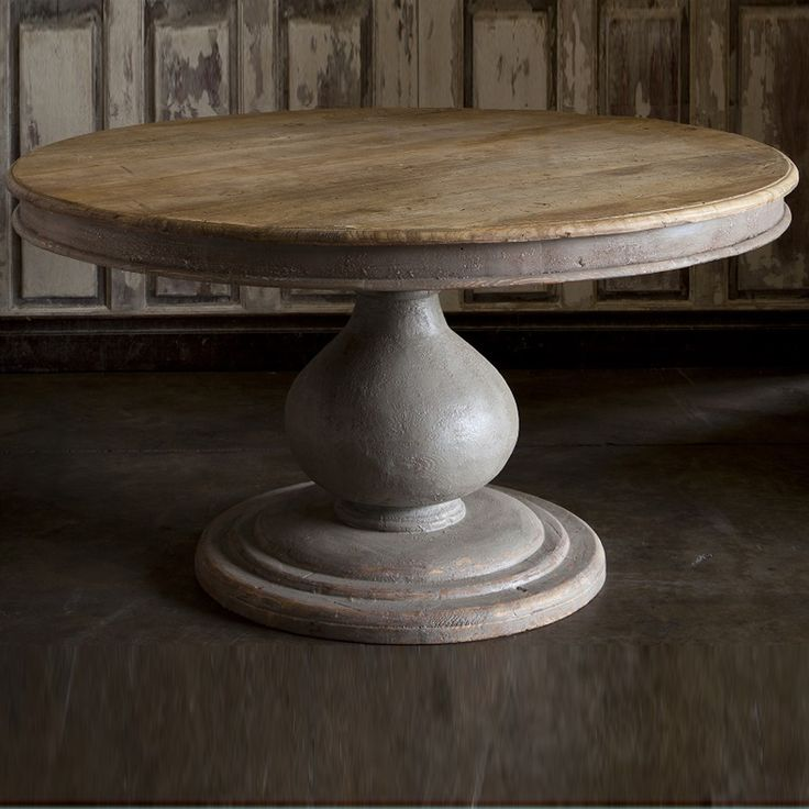 Park Hill Collection Vintage Foyer Table - SDF020