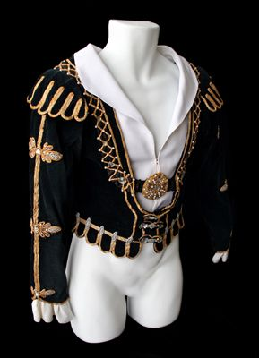 Prince Siegfried jacket from Swan Lake,Act II (ca. 1977).                        Skip to Content
