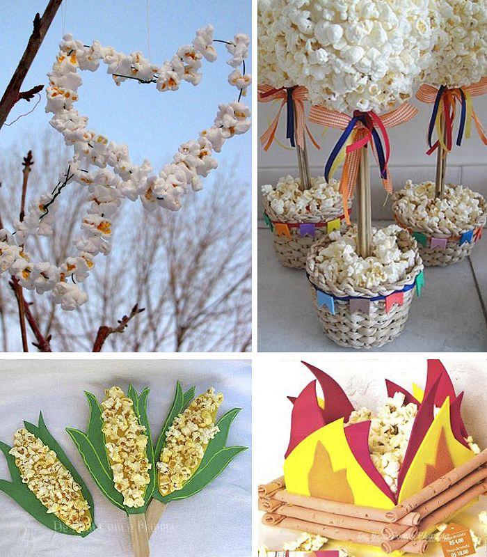 Mexegabula: Festa Junina - Decoração
