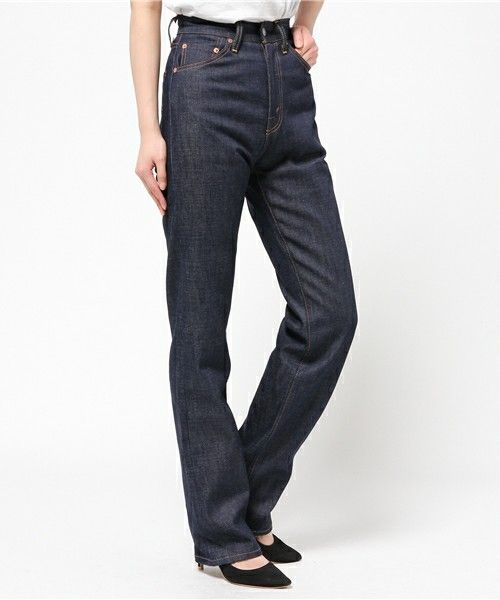 Levi's(リーバイス)の「LEVI'S VINTAGE CLOTHING 701 ストレートデニムパンツ/211 ...