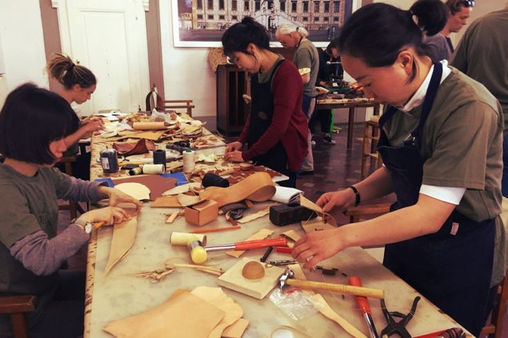 Craft The Leather 2016: the feelings of the participants