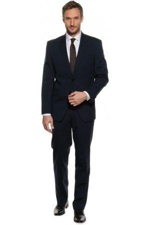 Heren kostuums - Mishumo Gilbert, Regular Fit marineblauw