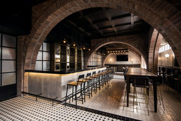 Salon Sociedad Communal Interiors Restaurants and bars | www.designlimitededition.com#interiordesign #highendrestaurants #inspirationsandideas #bestrestaurants #restaurantswithaview #restaurantdesign #japaneserestaurant