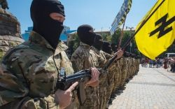 Driven by far-right ideology, Azov Battalion mans Ukraine's front line