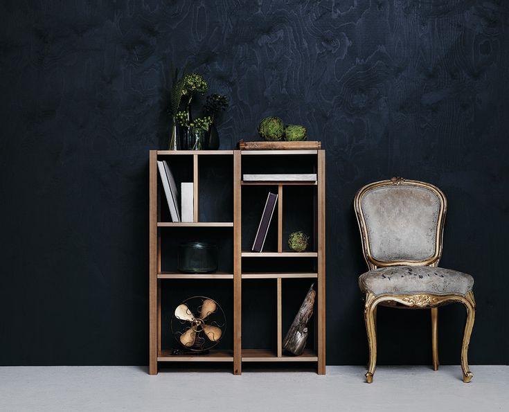 Brown Lundia Classic shelf.