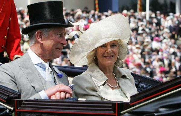 Принц Чарльз разводится с Камиллой Паркер