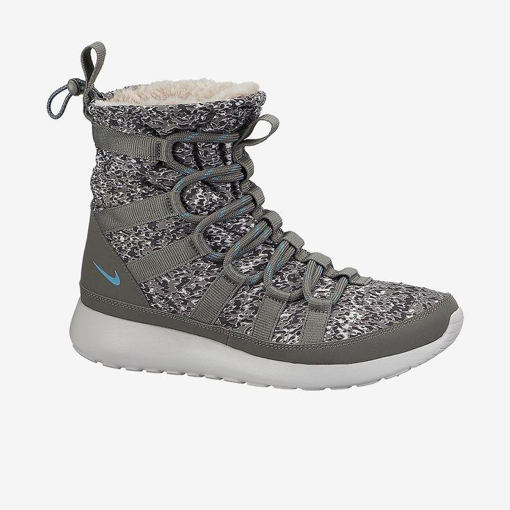 Nike Roshe Run Hi SneakerBoot Women's SneakerBoot.