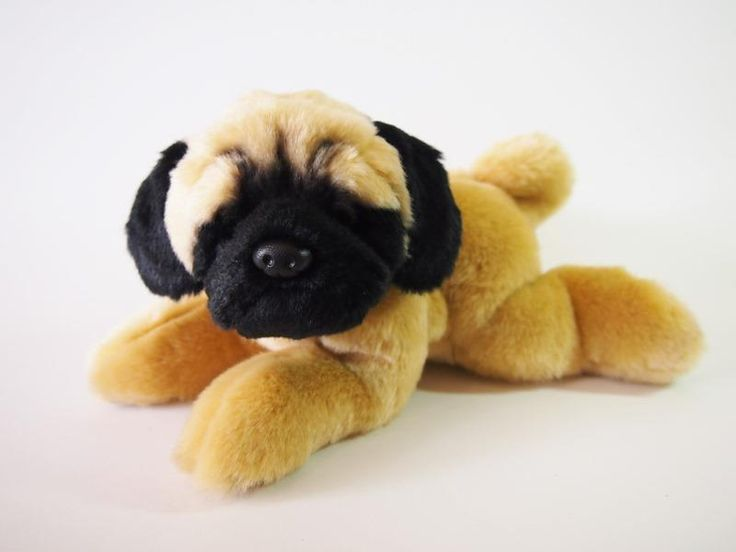 CUDDLY CRITTERS SOFT PLUSH PUG DOG RUBY I COOL CAT COLLECTABLES
