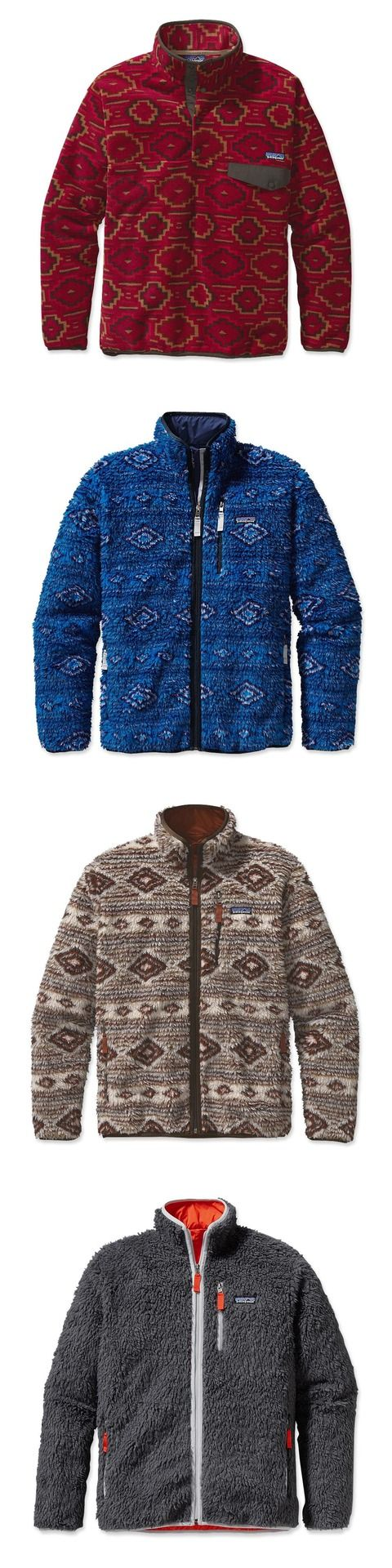 Classic winter wear from Patagonia. Which jacket for this fall? @patagonia